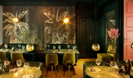 H15 Boutique Hotel Restaurant Dining in Warsaw
