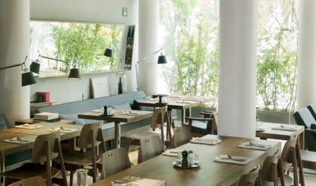 Habita Restaurant Interior Design M 08 R