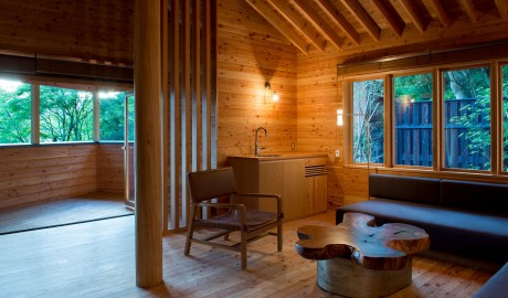 Hakone Retreat Design in Hakone