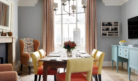 Haymarket Hotel Dining Table in London