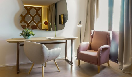 Hospes Maricel and Spa Chairs in Calvia
