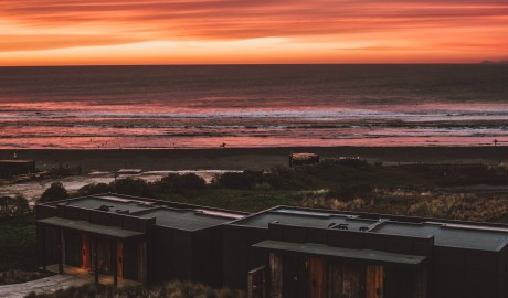 Hotel Alaia Villas Beach in Pichilemu