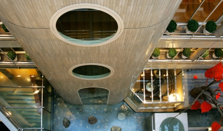 Hotel Claris Architecture in Barcelona