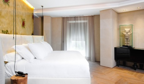 Hotel Claris Decoration in Barcelona
