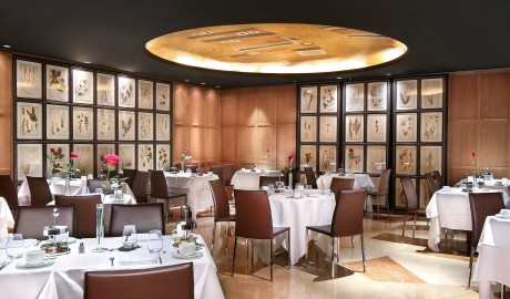 Hotel Claris Restaurant in Barcelona