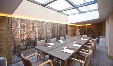 Hotel de Rougemont Meeting Facilities in Switzerland