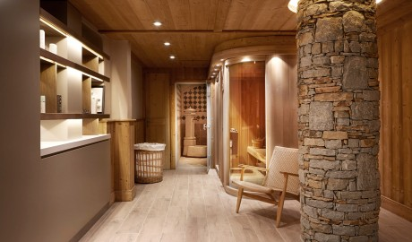 Hôtel des 3 vallées Spa in Courchevel, French Alps