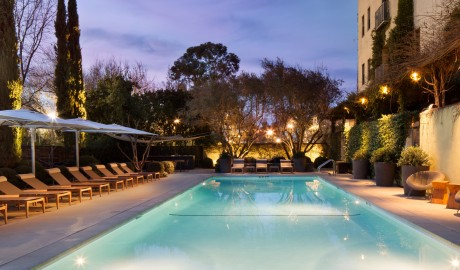 Hotel Healdsburg California Usa Design Hotels