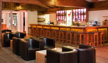 Hotel Kitzhof Bar in Kitzbuehel