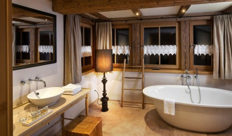 Hotel Kitzhof Bathtub in Kitzbuehel