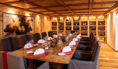 Hotel Kitzhof Private Bar Kitzbuehel