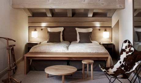Hotel Le Fitz Roy Bed in Val Thorens