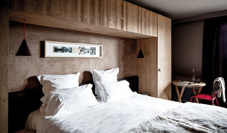 Hotel Le Val Thorens Bed in Val Thorens