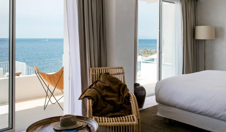 Hotel Les Roches Rouges Interior Design in Saint Raphael