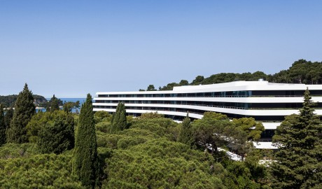 Hotel Lone Interior Design in Rovinj