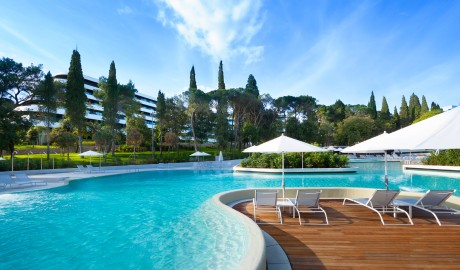 Hotel Lone Pool in Rovinj