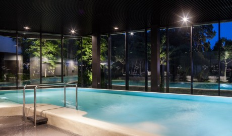 Hotel Lone Spa Pool in Rovinj