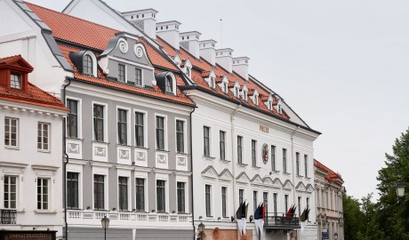 Hotel Pacai Exterior in Vilnius, Lithuania - Design Hotels