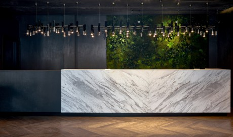 Hotel Pacai Marble Plants in Lithuania