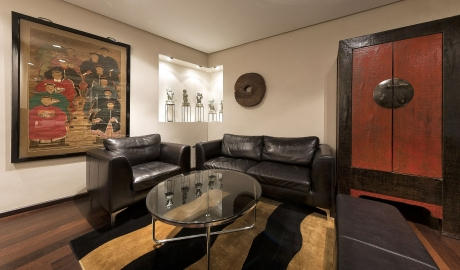 Hotel Urban Interior Design in Madrid