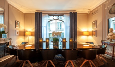 Hotel Vernet Meetings in Paris