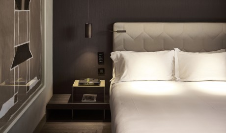 Hotel Viu Milan Bed in Milan