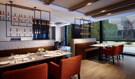 Humble House Restaurant Interior Design M 05 R