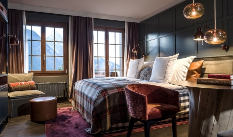 Huus Gstaad Bed in Gstaad
