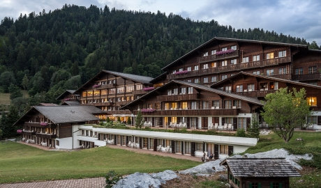 Huus Gstaad GstaadSaanen Switzerland Design Hotels