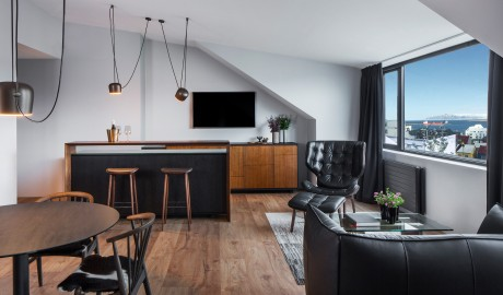 Ion City Suite in Reykjavik