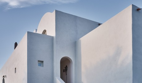 Istoria Architecture Building in Santorini, Greece - Design Hotels