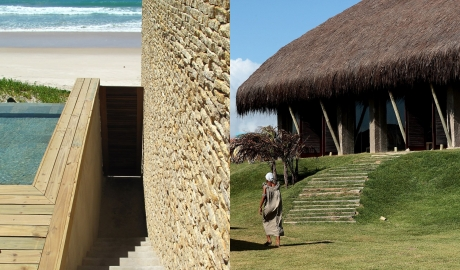 Kenoa Exclusive Beach Spa And Resort Architecture Details M 15 R