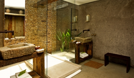 Kenoa Exclusive Beach Spa And Resort Bathroom Interior Design M 10 R