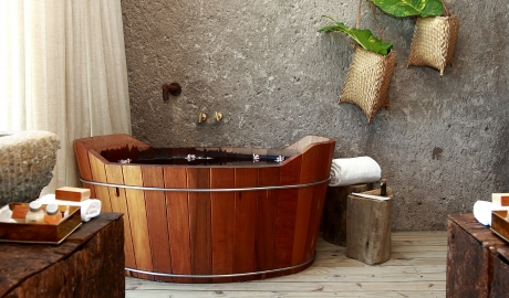 Kenoa Exclusive Beach Spa And Resort Spa Bathtub M 07 R