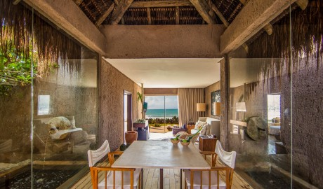 Kenoa Beach Resort Interior Design in Barra De Sao Miguel