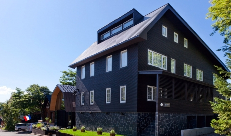 Kimamaya Boutique Hotel Architecture in Niseko