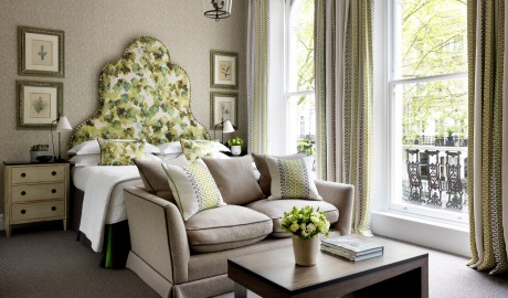 Knightsbridge Hotel Suite in London