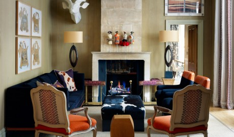 Knightsbridge Hotel Interior Design in London