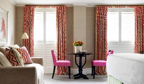 Knightsbridge Hotel Guestroom Interior Design in London