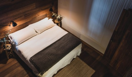 L´Ovella Negra Mountain Lodge Guestroom Design in Canillo