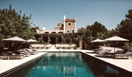 La Granja Architecture Building in Ibiza