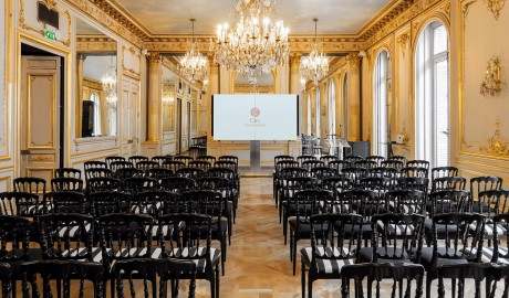 La Maison Champs Elysees Conference Room in Paris