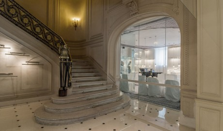 La Maison Champs Elysees Lobby in Paris