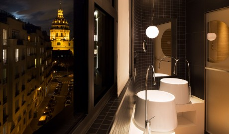 Le Cinq Codet Bathroom in Paris