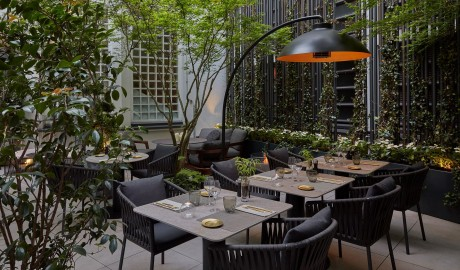 Le Cinq Codet - Restaurant in Paris, France