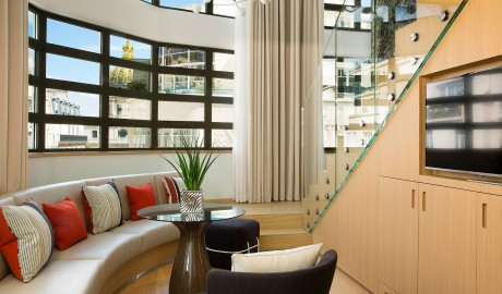 Le Cinq Codet Lounge in Paris