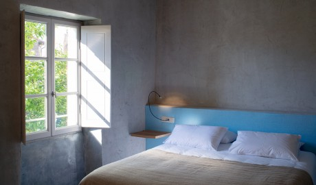 Le Collateral Bedroom in Arles