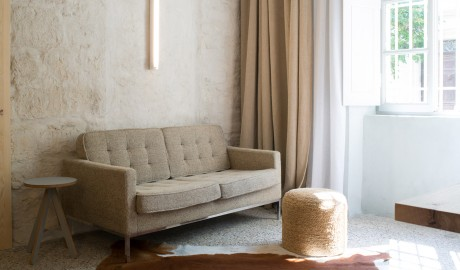 Le Collateral Sofa in Arles