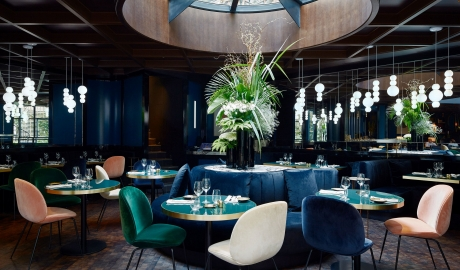 Le Roch Hotel Black in Paris
