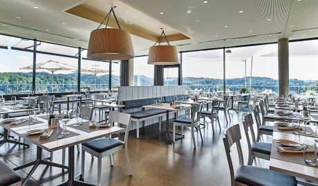 Loisium Resort Sudsteiermark Tables in Ehrenhausen